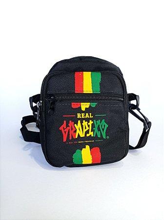 Shoulder Bag Real Grapixo Reggae