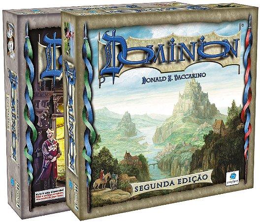 Combo Dominion 2ª Edição [PRÉ-VENDA]