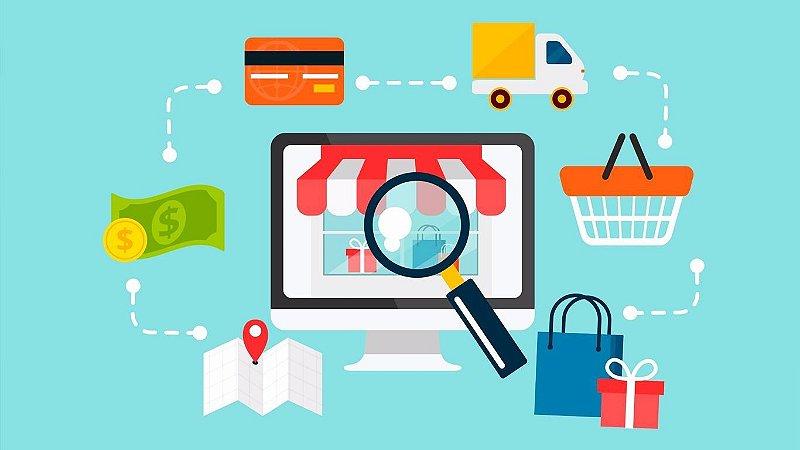 Cadastro de Produtos Para E-commerce