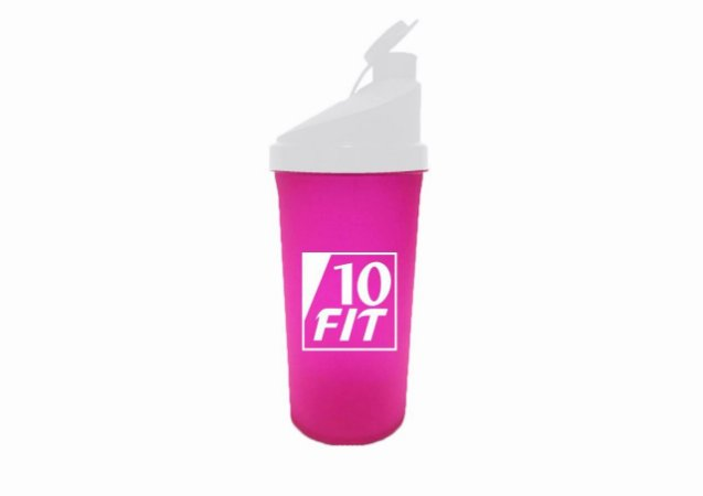 COQUETELEIRA 700 ML ROSA 10 FIT