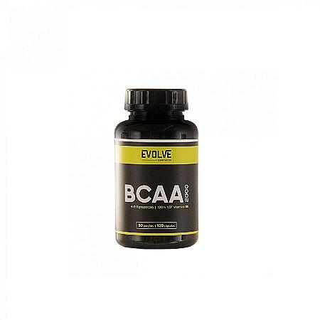 BCAA 2000- 120 CÁPSULAS- EVOLVE