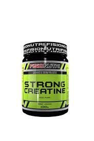 Strong Creatine 100g - FisioNutry