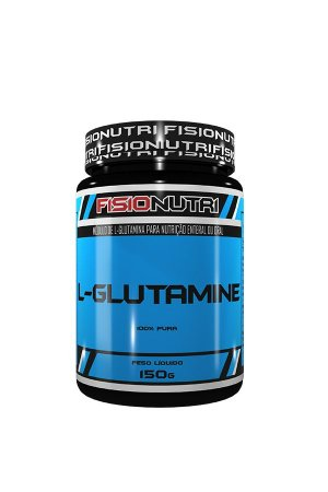 L-Glutamine- 150g- FisioNutri