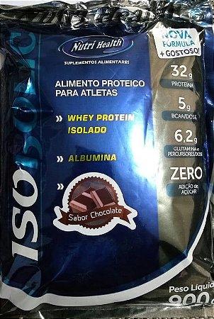 ISOBOLIC 900g NUTRI HEALTH
