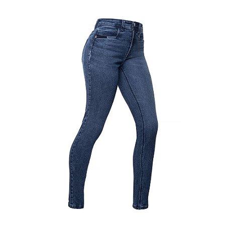 Calça Jeans Feminina Invictus Victory Azul Oceano