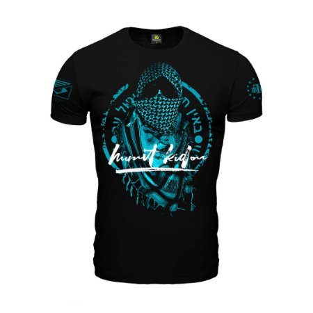 Camiseta mossad hermit kingdom secret box team six