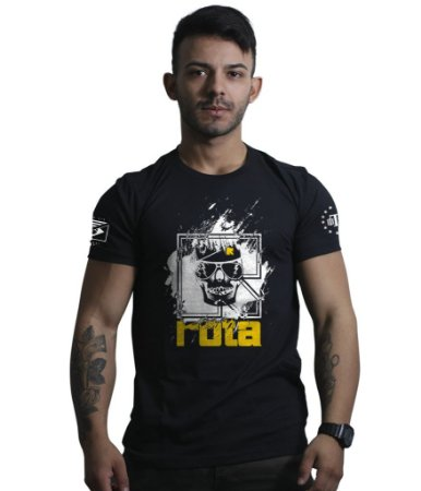 Camiseta Militar Rota
