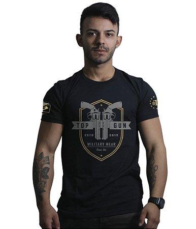 Camiseta Top Gun Team Six Military Wear