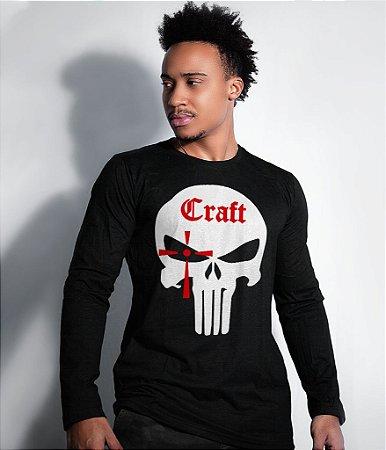 Camiseta Manga Longa Craft Chris Kyle