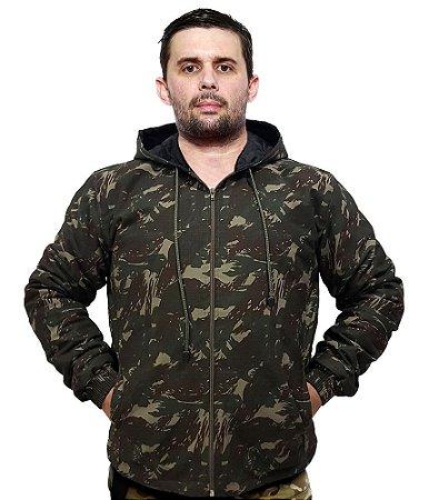 Jaqueta Militar Camuflada Exército Brasileiro