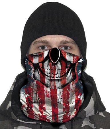 Face Armor Caveira EUA Team Six