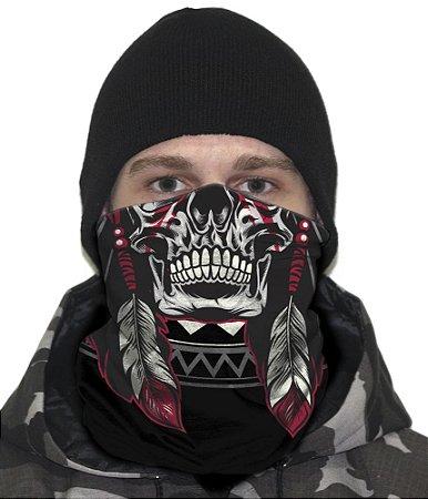 Face Armor Tribal Man Team Six