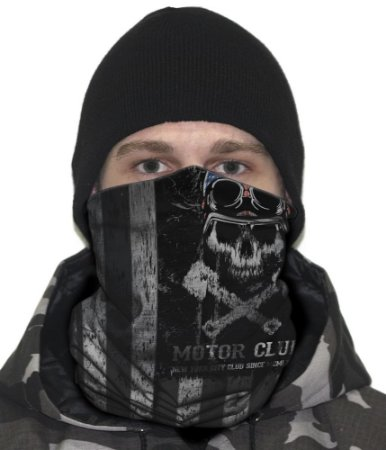 Face Armor Motor Club New York City