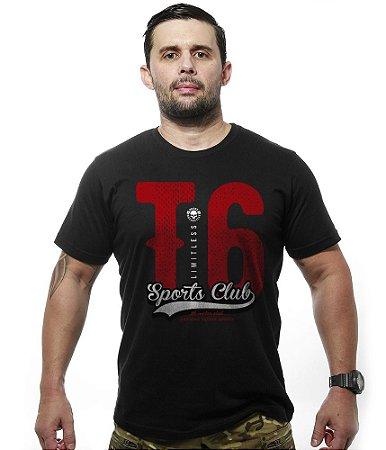 Camiseta Motorcycle T6 Sports Club Limitlles