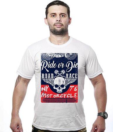 Camiseta Motorcycle T6 Road Race