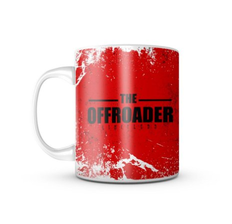 Caneca The Offroader Limitless 325ML