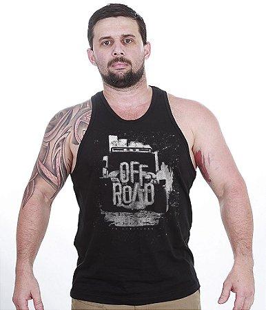 Camiseta Regata Off Road Sem Limites