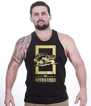 Camiseta Regata Off Road The Off Roader Sem Limites