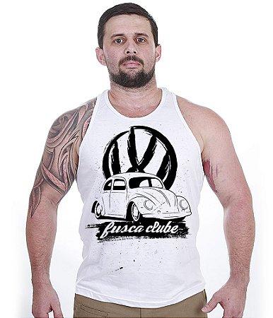 Camiseta Regata Old Cars Fusca Clube