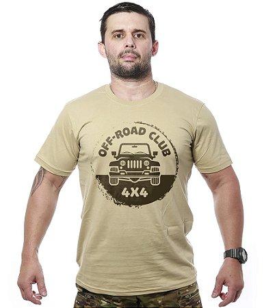 Camiseta Off Road Club 4x4