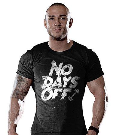 Camiseta Academia No Days Off