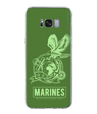 Capa para Celular Militar Marines Corp