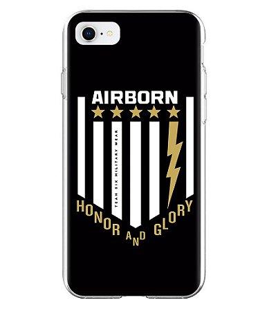 Capa para Celular Militar Airborn Honor And Glory