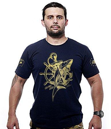 Camiseta Militar GRUMEC Gold Line