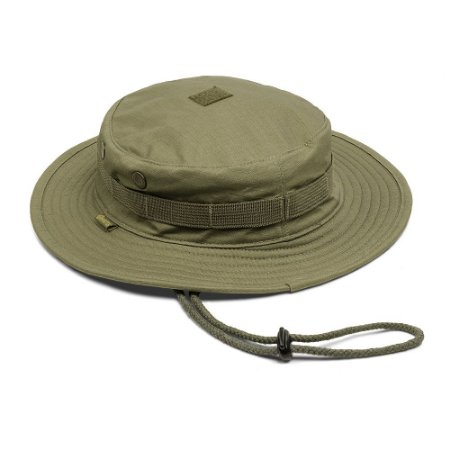 Chapéu Tático Boonie Hat Tropic Invictus