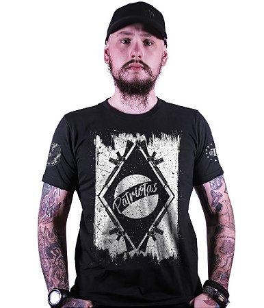 Camiseta Squad T6 Magnata Patriotas