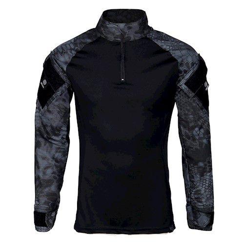 Combat Shirt Typhon Bélica Steel