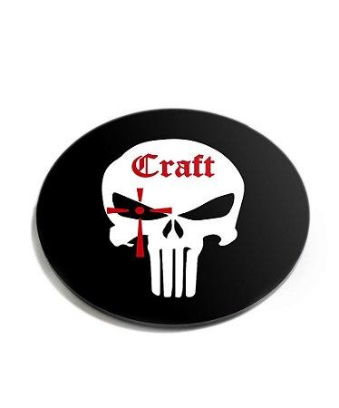 Porta Copos Militar Craft Acrílico