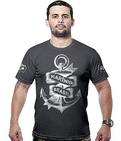 Camiseta Militar Marinha do Brasil Hurricane Line