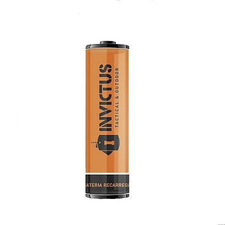 Bateria recarregável 14500 Invictus