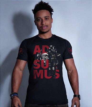 Camiseta Squad T6 GUFZ6 Adsumus Policia