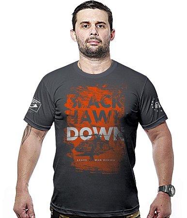 Camiseta Black Hawk Down Hurricane Line