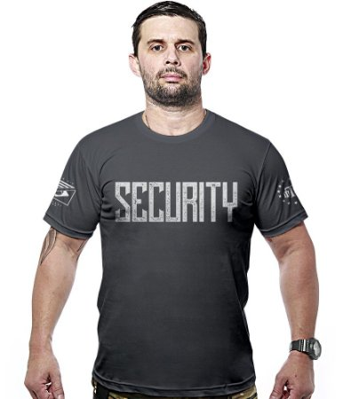 Camiseta Militar Security Hurricane Line