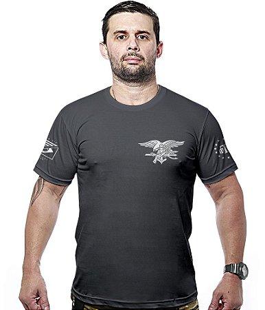 Camiseta Militar Original Navy Seals Hurricane Line
