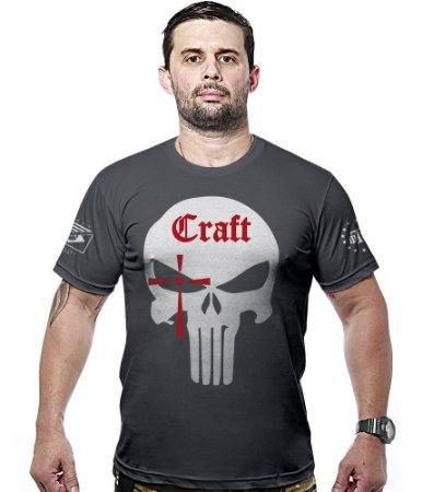 Camiseta Militar Craft Hurricane Line