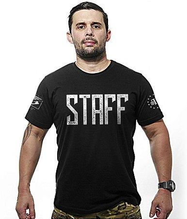 Camiseta Militar Staff