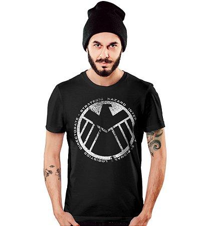 Camiseta Filmes Avengers S.H.I.E.L.D