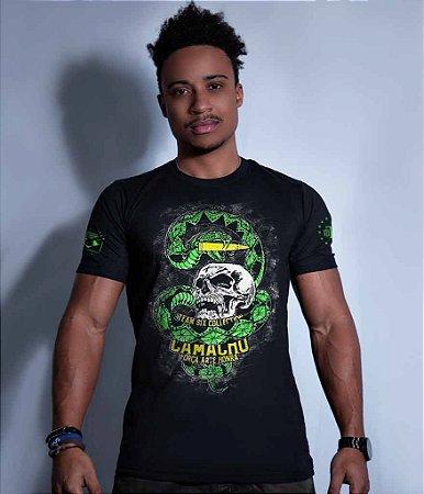 Camiseta Militar Squad T6 Camacho Ponto Cinquenta Team Six Collection