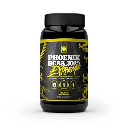 Phoenix BCAA 3000 Extreme Iridium Labs 120 comprimidos