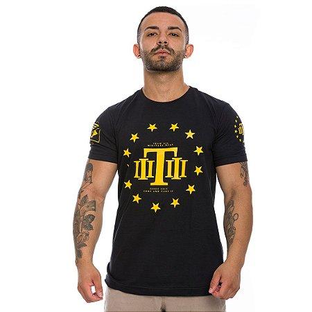 Camiseta Militar Concept Line Team Six Tactical Liberty