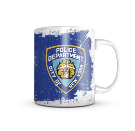 Caneca Police NYPD