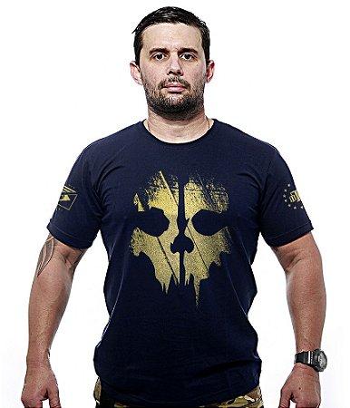 Camiseta Ghosts Gold Line