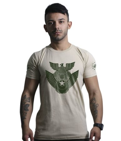 Camiseta Militar JASDF Japan Air Self-Defence Force