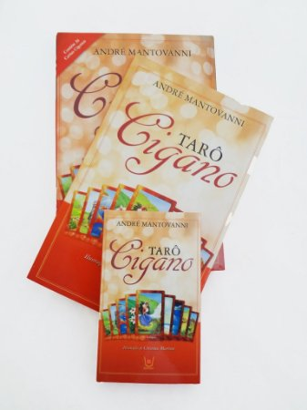 Livro - Tarô Cigano - ANDRÉ MANTOVANI
