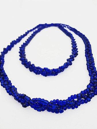 Brajá - Azul Escuro 3 Fios