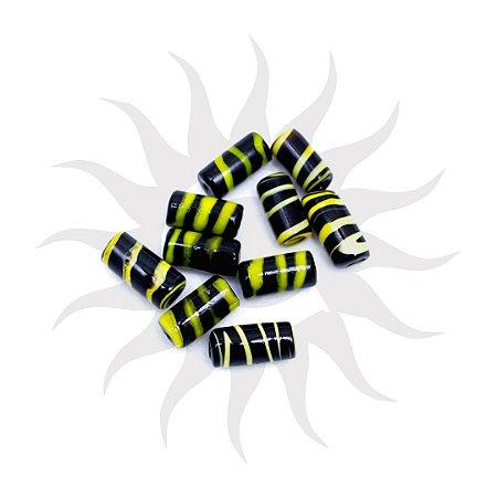 Firma - Bicolor Amarelo e Preto Unidade